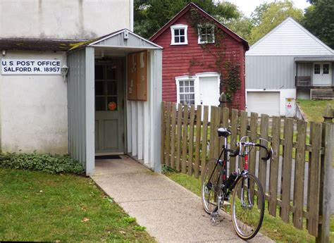 Schwenksville Post Office by Where D You Ride Today New Improved Page 377 Bike