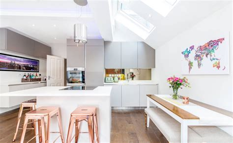 mixed metals kitchen here s how to pull off mixed metals in your interiors