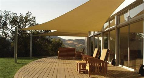 San Diego Awning by Shade Sails To Beat The Summer Heat San Diego Reader