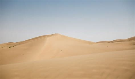 30 Be by 10 Largest Deserts In The World Worldatlas Com