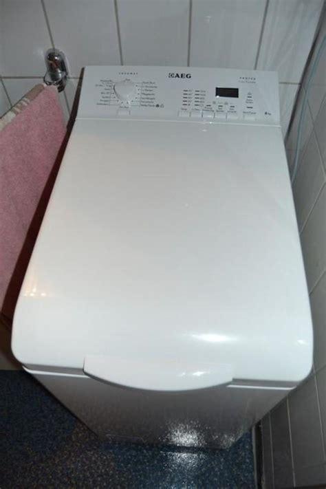 Aeg Toplader Waschmaschine by Toplader Aeg Waschmaschine Lavamat L62260tl In Frankfurt