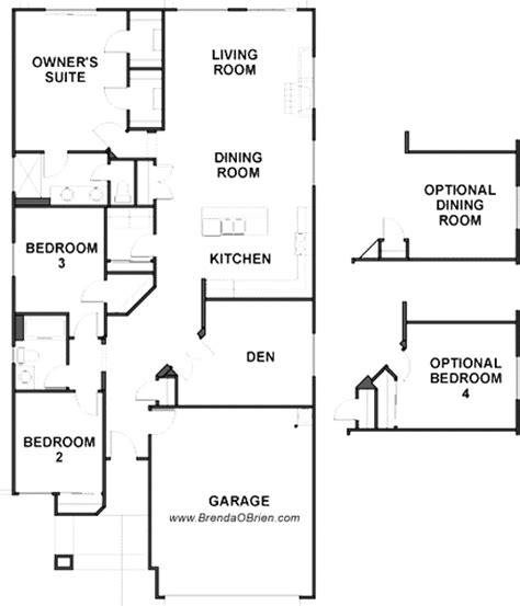 richmond american floor plans rams canyon floor plan blanca model