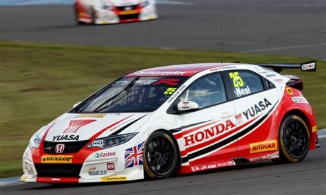 Types Of Car Racing Uk by Honda Civic Type R Racer Entered Into Touring Car