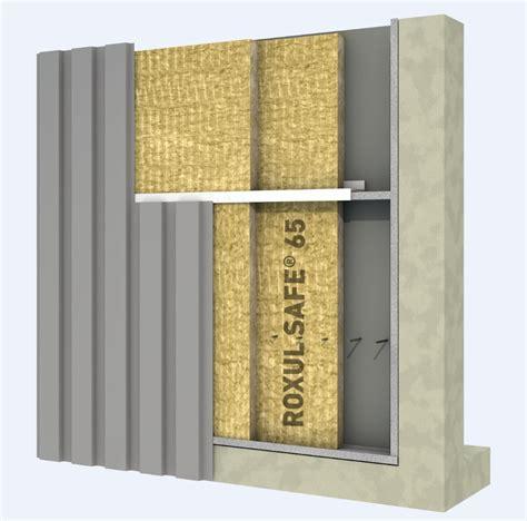 roxul curtain rock roxul inc stone wool insulation products