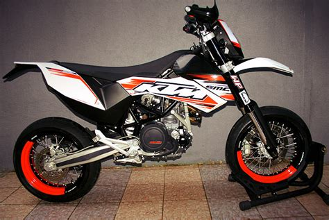 Ktm Smc 690 Ktm 690 Smc 2010 Derestricted