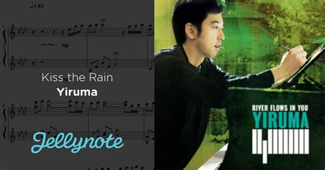 tutorial kiss the rain kiss the rain yiruma free piano sheet music