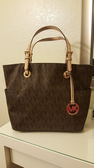 Micheal Kors Gift Card - free michael kors signature tote 25 gift card handbags listia com auctions for