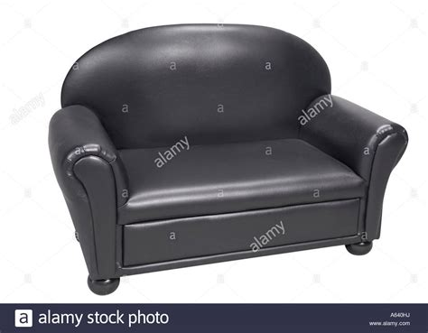 black couch interviews black leather sofa couch love seat chair white background