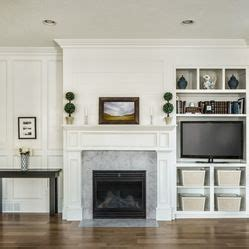 built in cabinets eclectic living room chango co 33 best images about tv placement on pinterest