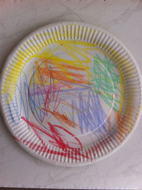 Paper Plate Snake Craft - easy projects with paper and crayons paper plate