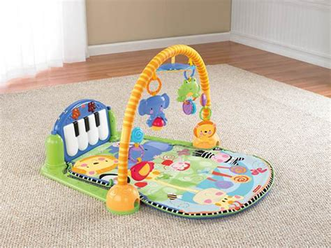 Piano Kick Mat by Fisher Price Kick Play Piano Make Baby A With