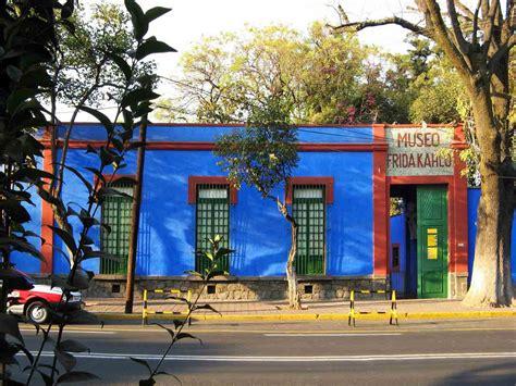 casa azul frida tranv 237 a tur 237 stico museo frida kahlo quot la casa azul