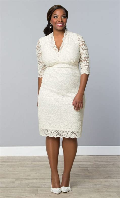 Dress Princess X Luxe kiyonna luxe lace wedding dress 20 gorgeous wedding gowns for curvy popsugar fashion