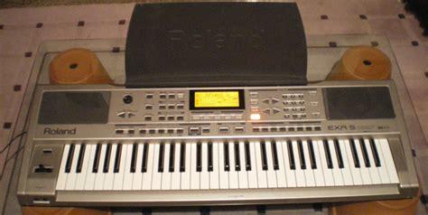 Keyboard Roland Exr 5 Roland Exr 5 Image 54464 Audiofanzine