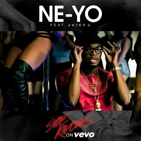 Ne Yo The Highly Anticipated Album In Stores Today by Ne Yo Releases She Knows Feat J