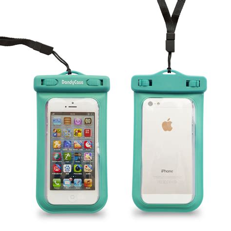 Waterproof Bag For Smartphone Up To 5 5 Pouch Anti Air Lock dandycase waterproof iphone iphone waterproof