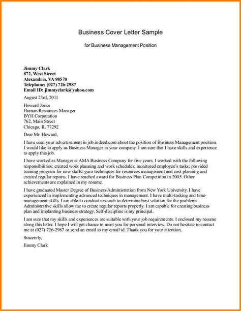 Business Letter Correspondence business correspondence sles letters free sle