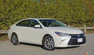 Toyota Camry Xe 2017 Toyota Camry Xle Remains The Surest Bet Car Reviews