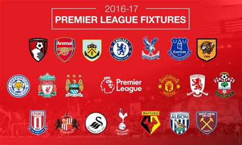 epl teams related keywords suggestions for epl teams 2016 17