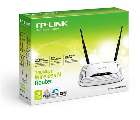 tp link tl wr841n wireless n300 home router 300mpbs for