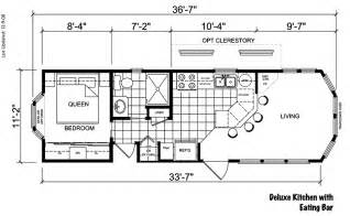 park model trailer floor plans riviera ii floor plan rv park model homes texas