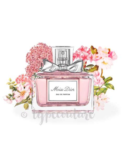 Miss Perfume Bottle watercolour miss perfume bottle quot miss