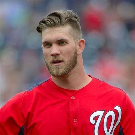 cool baseball haircuts bryce harper hairstyles men s hairstyles haircuts 2017