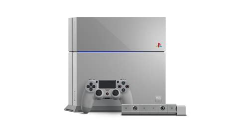 ps1 themed ps4 20th anniversary limited edition ps4 is ps1 themed geek com