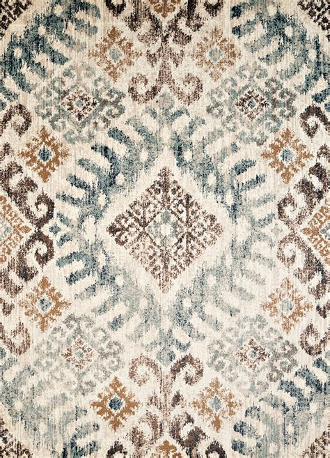 Distressed Blue Rugs - verrazano blue distressed area rug the log furniture store