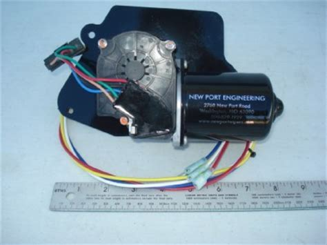 1968 1969 chevy camaro 2 speed wiper motor newport engineering ne6869cf ebay