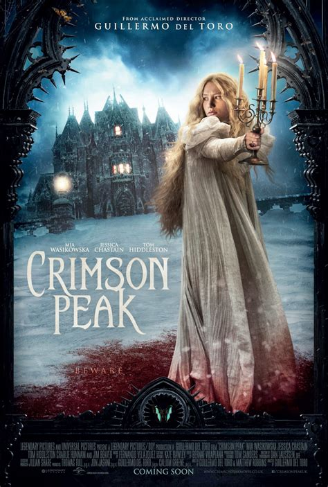 crimson peak guillermo toro s crimson peak trailer