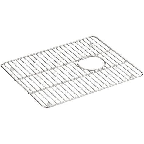 kohler sink rack rubber feet sink protector for kohler sink kohler basin rack 27
