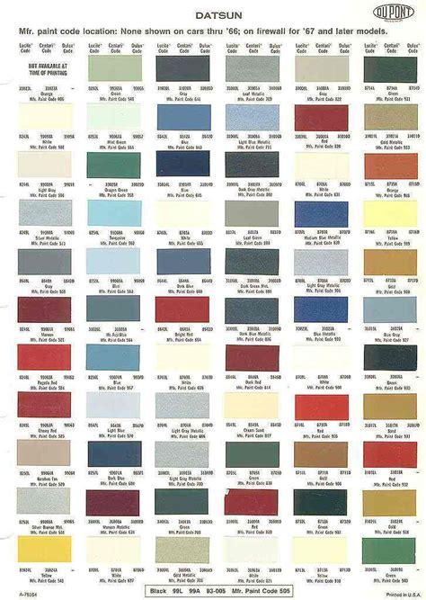 images  auto paint color charts  pinterest