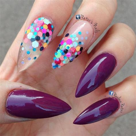 Different Nail Designs by The 25 Best Acrylic Nail Designs Ideas On