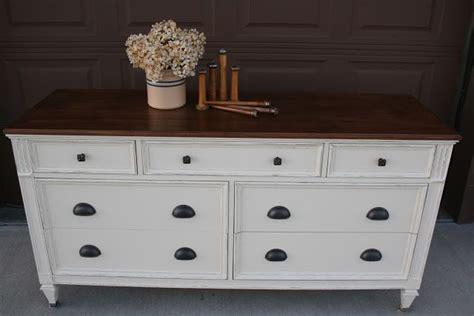 White Dresser With Wood Top white dresser wood top modern pulls furniture ideas