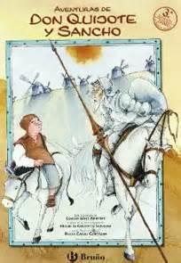 andanzas de don quijote y sancho lecturas del quijote para ni 241 os