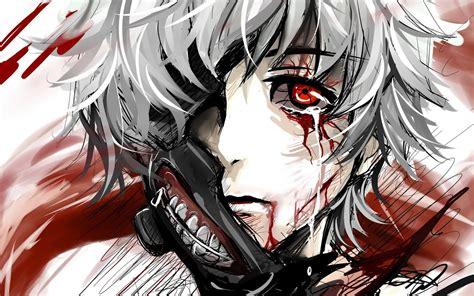 anime tokyo ghoul anime world