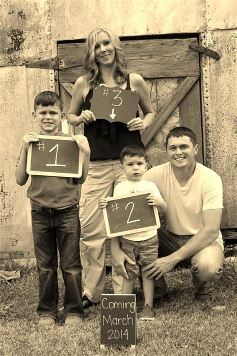 Is Expecting Baby Number Three by Expecting Baby Number 3 Photograpghy Pregnancy