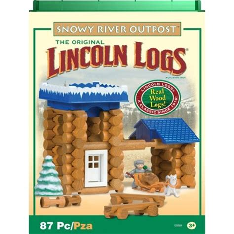 lincoln logs target store target expect more pay less