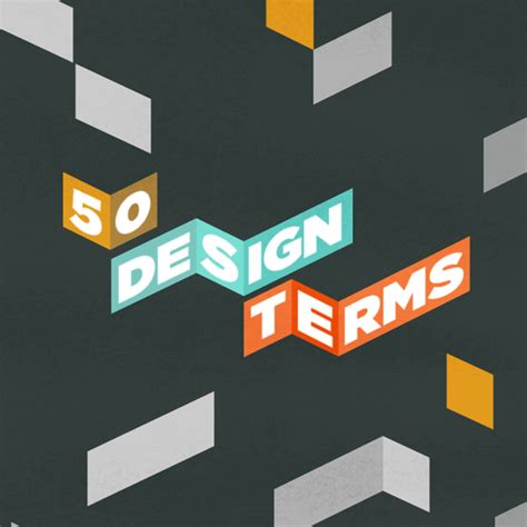 design lingo meaning 50 design terms explained simply for non designers learn