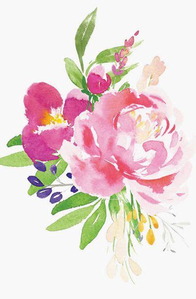 water color flower watercolor flowers printable printables in 2019