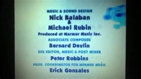 blue credits blue s clues end credits related keywords blue s clues