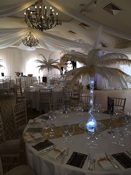 unique themes in the great gatsby prego events 1920 great gatsby themed event
