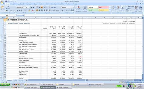 income statement exle financial modeling wiki company research
