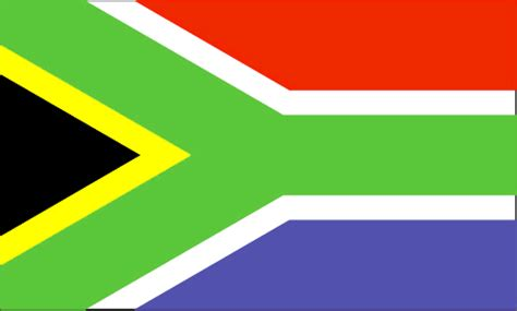 colors of africa south africa flag and description