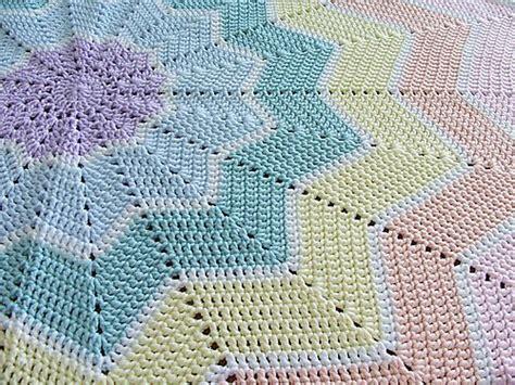 Crochet Ripple Baby Blanket Pattern by Crochet Inspiration Ripple Blankets 27 Patterns And