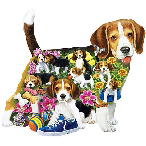 puppy jigsaw puzzles shaped jigsaw puzzles jigsaw puzzles for adults