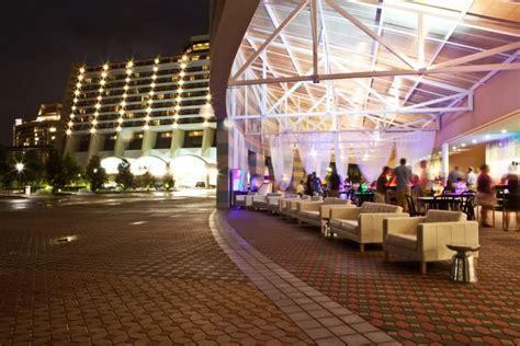 Contemporary Convention Center Porte Cochére   Disney