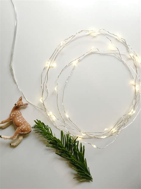 mommo christmas wire lights crafts mommo design