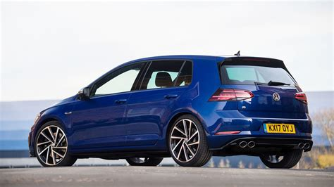golf volkswagen vw golf r review and performance pack by car magazine